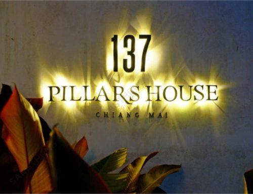 137 Pillarshouse เชียงใหม่