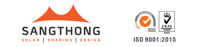 กันสาด ผ้าใบแรงดึงสูง – แสงทองผ้าใบ SANGTHONG AWNING Logo