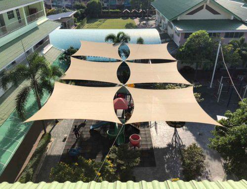 School – Shade Sails (โรงเรียน)