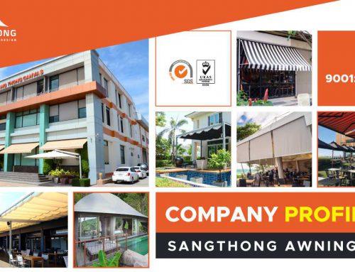 Company Profile – SANGTHONG AWNING 2019